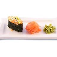 Сяке ясай суши Фото