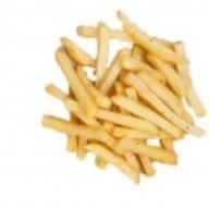 Картофель фри с сырным соусом Фото