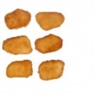 Наггетсы куриные с сырным соусом Фото