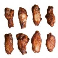 Крылья куриные Буффало с сырным соусом Фото