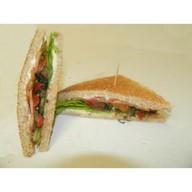 Сэндвич Греческий Фото