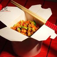 Рис с овощами и грибами Фото