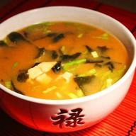 Мисо-суп со свининой Фото