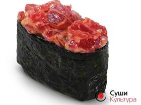 Гункан спайси тунец - Фото