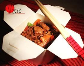 Лапша со свининой и овощами - Фото