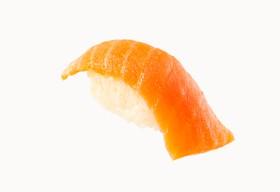 Суши с лососем - Фото