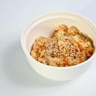 Чесночный рис Фото
