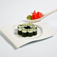 Каппа авокадо Маки Фото