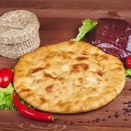 Осетинский пирог с печенью Фото