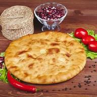 Пирог с фасолью (постный) Фото