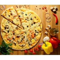 Пицца Чесночный Цыпленок Фото