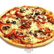 Пицца со свининой Фото