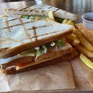 Сэнт патрик клаб сэндвич Фото