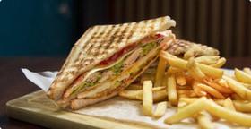 Сэнт патрик клаб сэндвич - Фото
