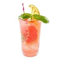 Лимонад арбузно-грейпфрутовый Фото