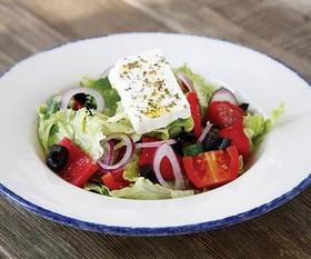 Деревенский овощной салат Beerman - Фото