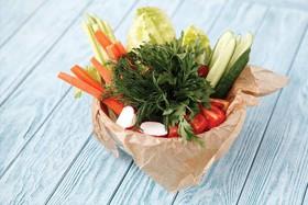 Овощное ассорти - Фото