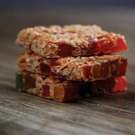 Печенье с цукатами Фото