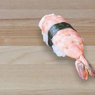 Суши с тигровой креветкой Фото