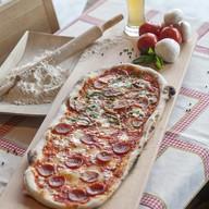 Полуметровая пицца Фото