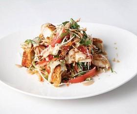 Китайский салат с цыпленком - Фото
