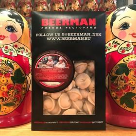 Пельмени Beerman (замороженные) - Фото