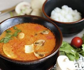 Суп Том Ям - Фото