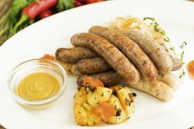 Колбаски мясные - Фото