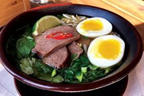 Вьетнамский острый суп - Фото