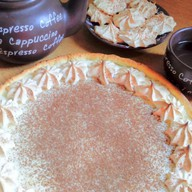 Пирог со сгущенным молоком Фото