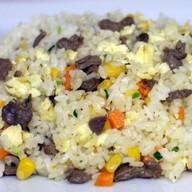 Рис с бараниной Фото