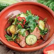 Салат с телятиной Фото