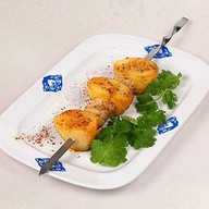 Картофель с салом Фото