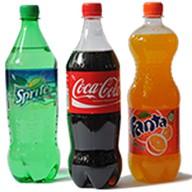 Кока-кола, Фанта, Спрайт Фото