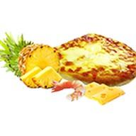 Гавайская с королевскими креветками Фото