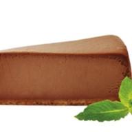Чизкейк Три шоколада Фото