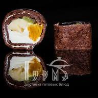Шоколадный десерт Фото