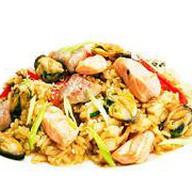 Темпаньяки с морепродуктами Фото
