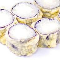 Темпура ролл с сыром Фото