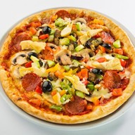 Пицца от шефа Фото