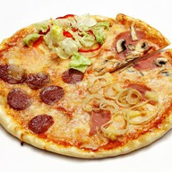Пицца четыре сезона Фото