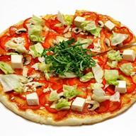 Пицца фитнес Фото