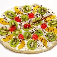 Пицца фруктовая Фото