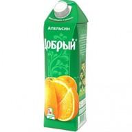 Сок Добрый апельсиновый Фото