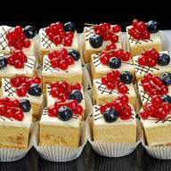 Пирожное Крем-брюле Фото