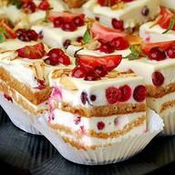 Пирожное Творожное Фото