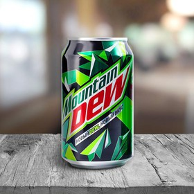 Mountain Dew - Фото