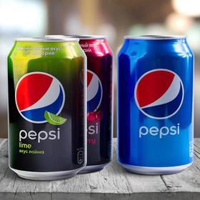 Пепси 0,33 л - Фото