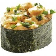 Тамагояки (острые суши) Фото