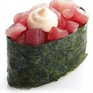 Магуро (острые суши) Фото